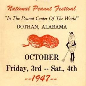 1947 Peanut Festival