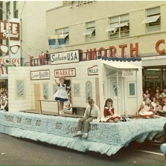 1967 Peanut Festival
