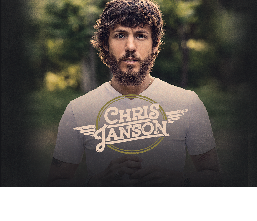Chris Janson with PRCA Rodeo