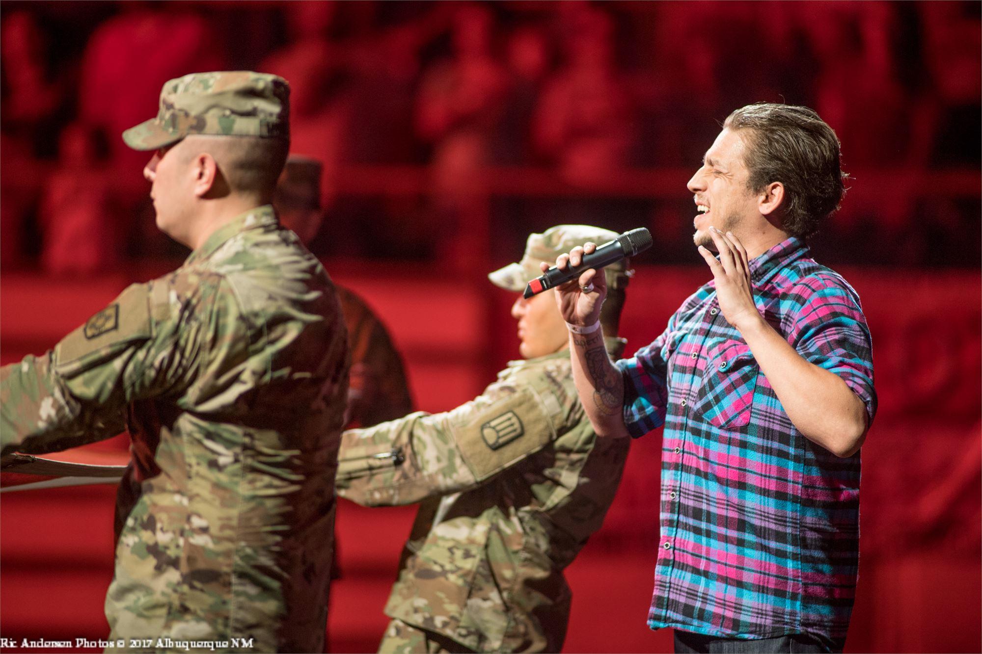 National Anthem Audition