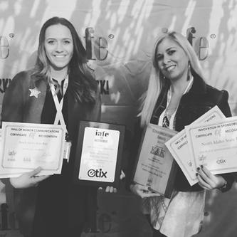 Fair Wins Multiple Awards At IAFE- Las Vegas
