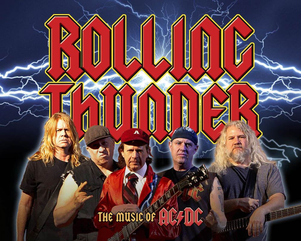 Rolling Thunder: The Music of AC/DC