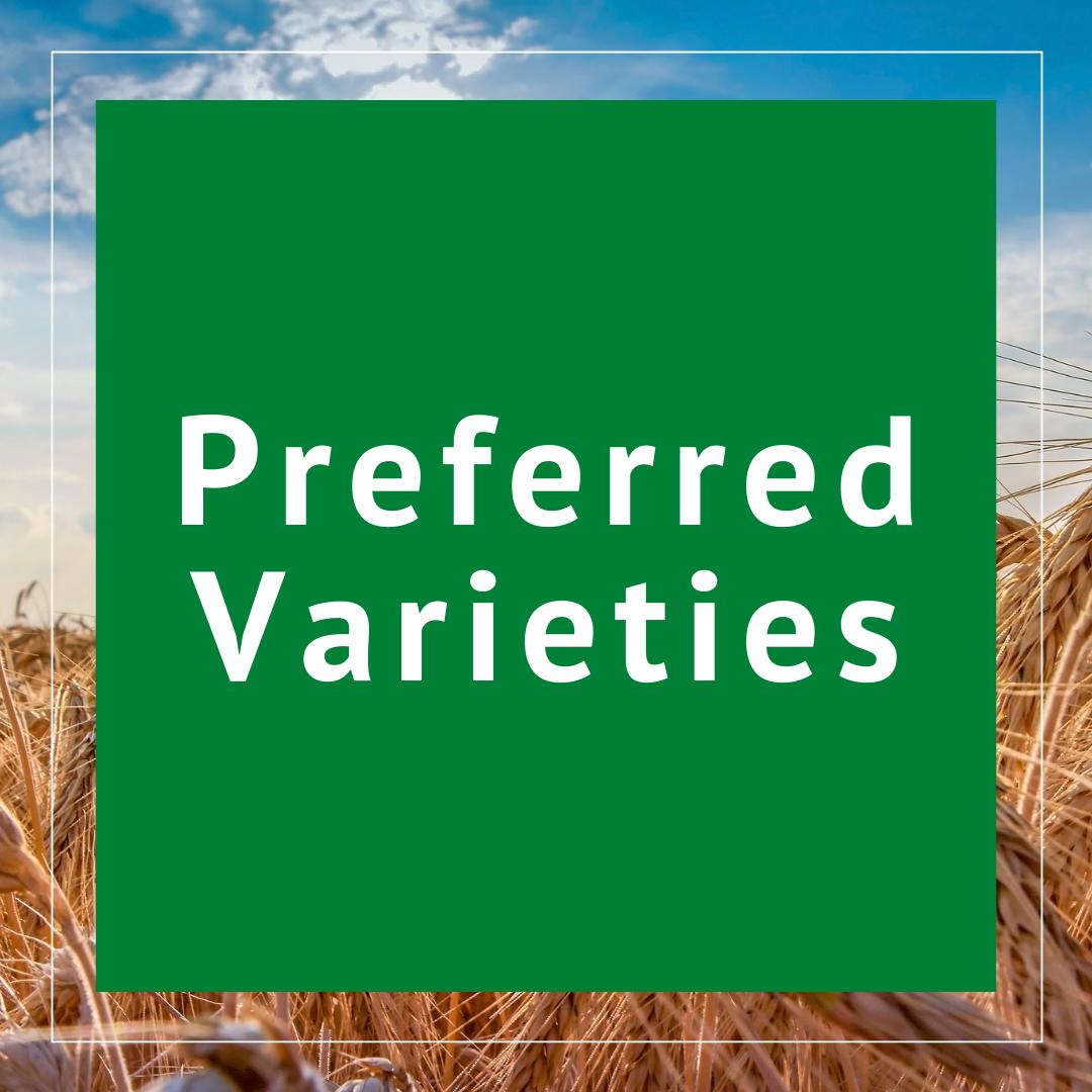 Preferred Varieties