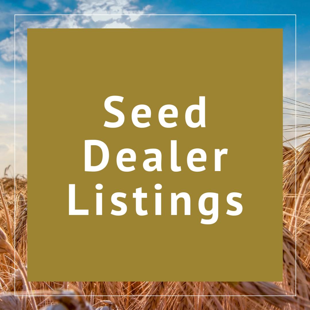Seed Dealer List