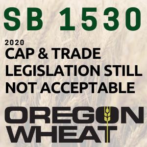2020 Cap and Trade Legislation Still Not Acceptable
