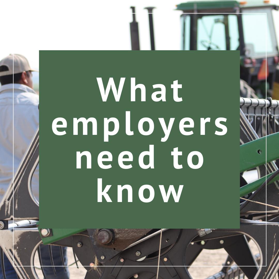 Employer Info