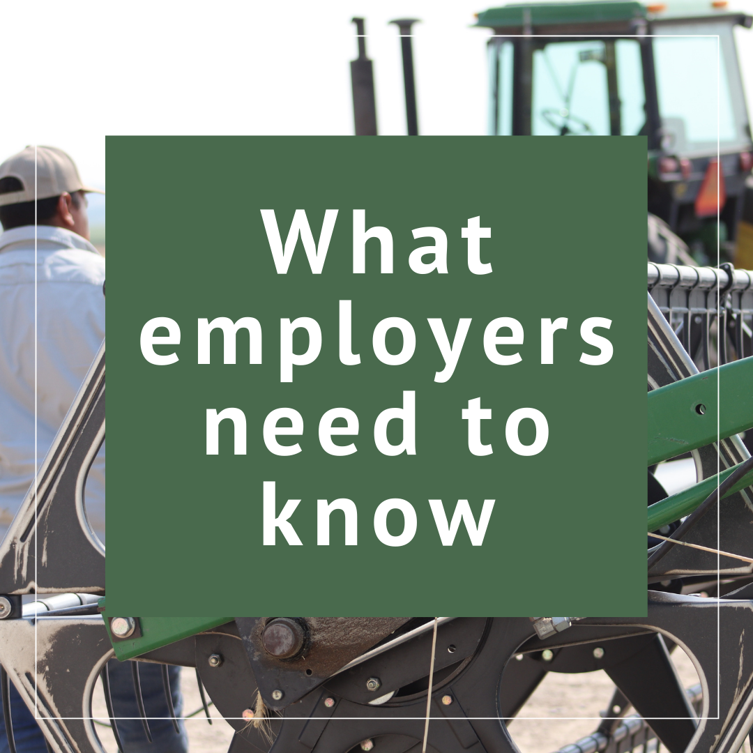 Ag Employer Resources