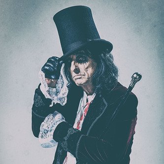 An Evening With ALICE COOPER OL' BLACK EYES IS BACK TOUR