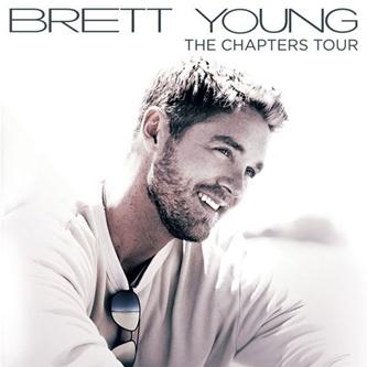 Brett Young Announces 2020 Tour