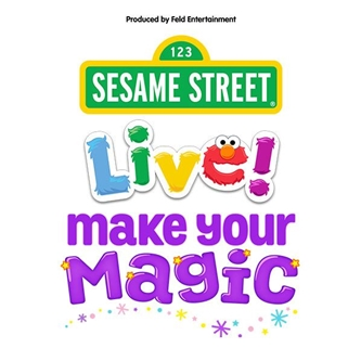 The All New Sesame Street LIVE! Make Your Magic