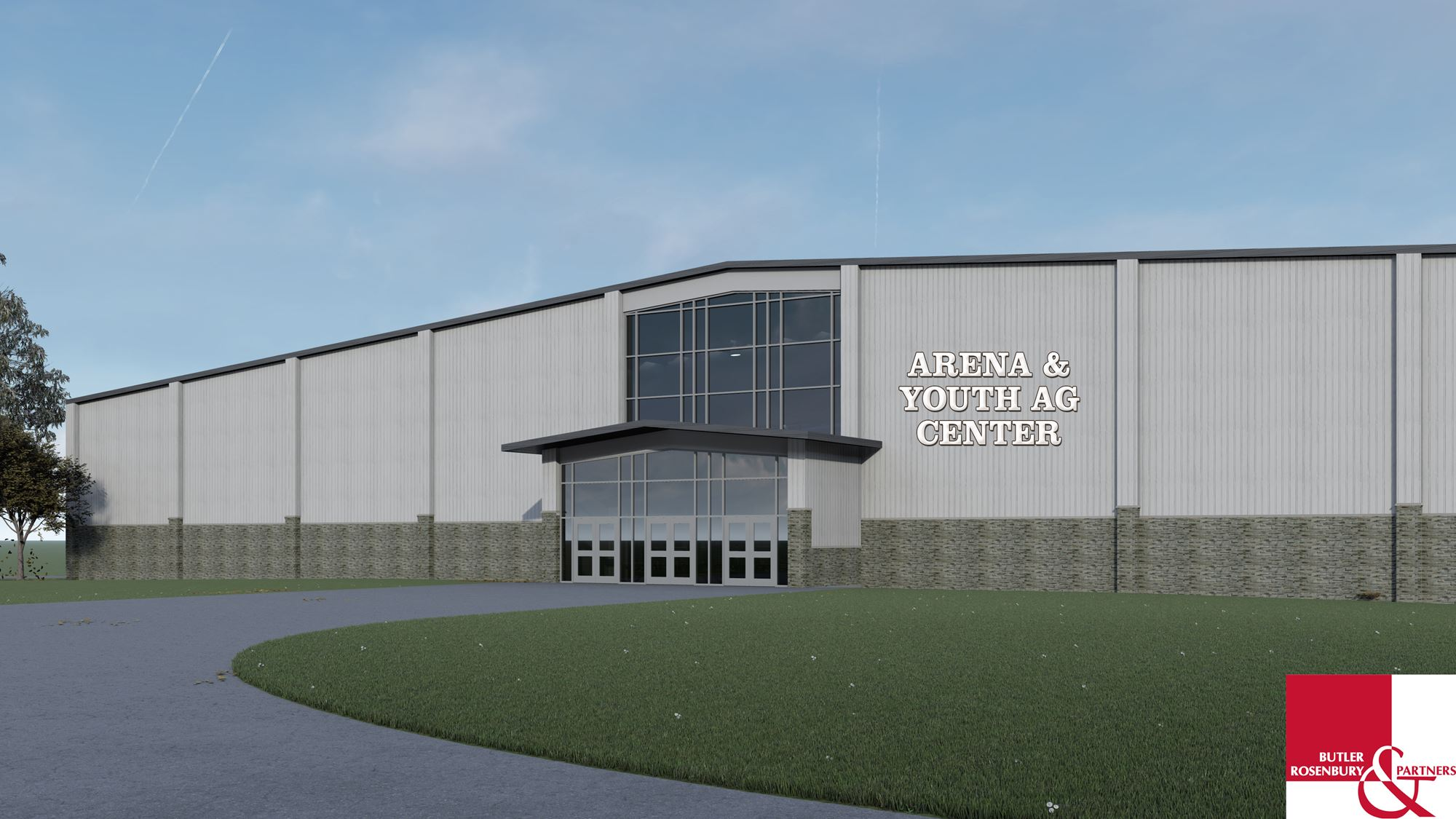 New Proposed Arena Rendition