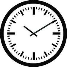 Clip art static clock