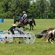 1836 Chuckwagon Race