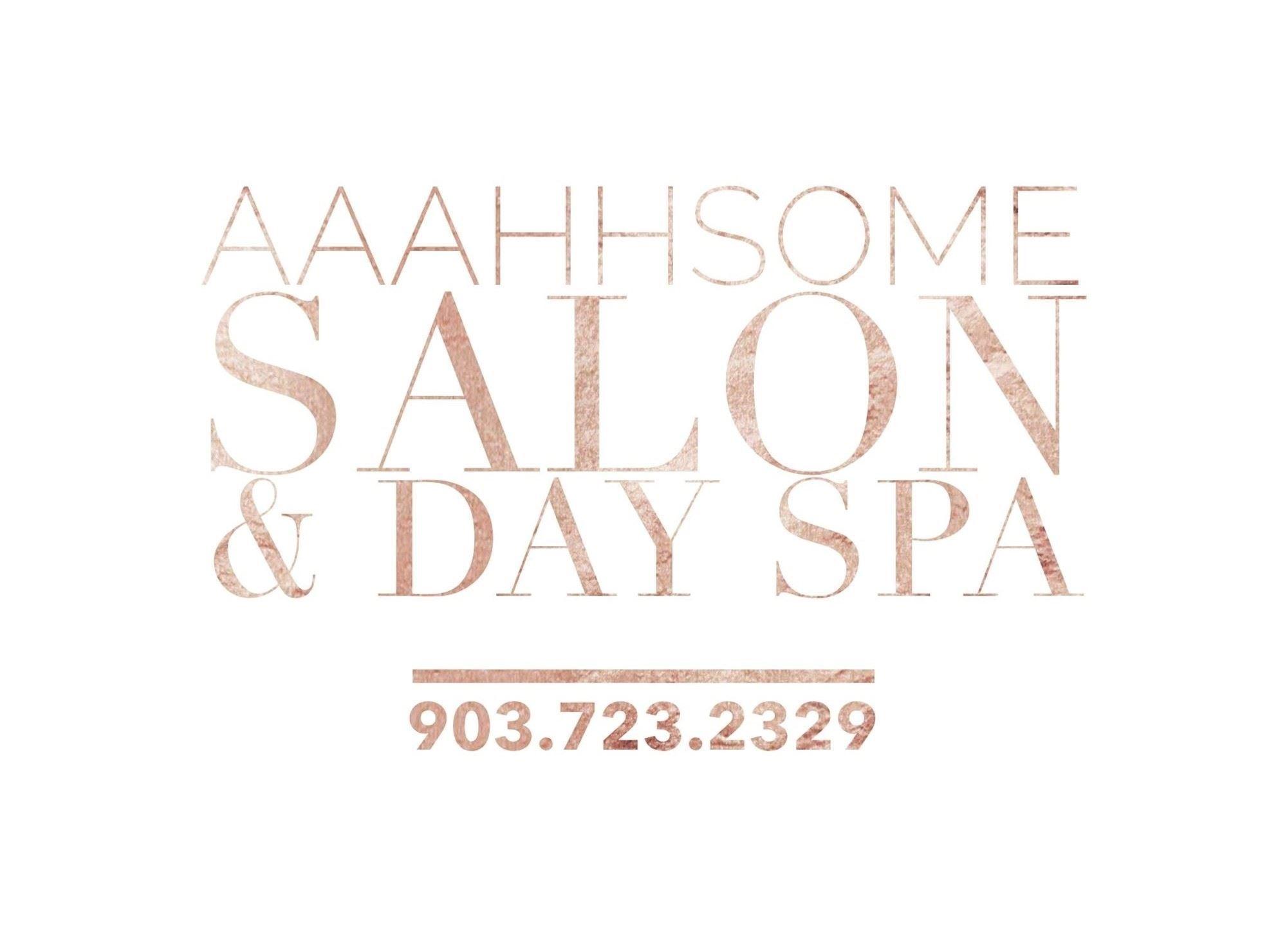 Aaahhsome Salon