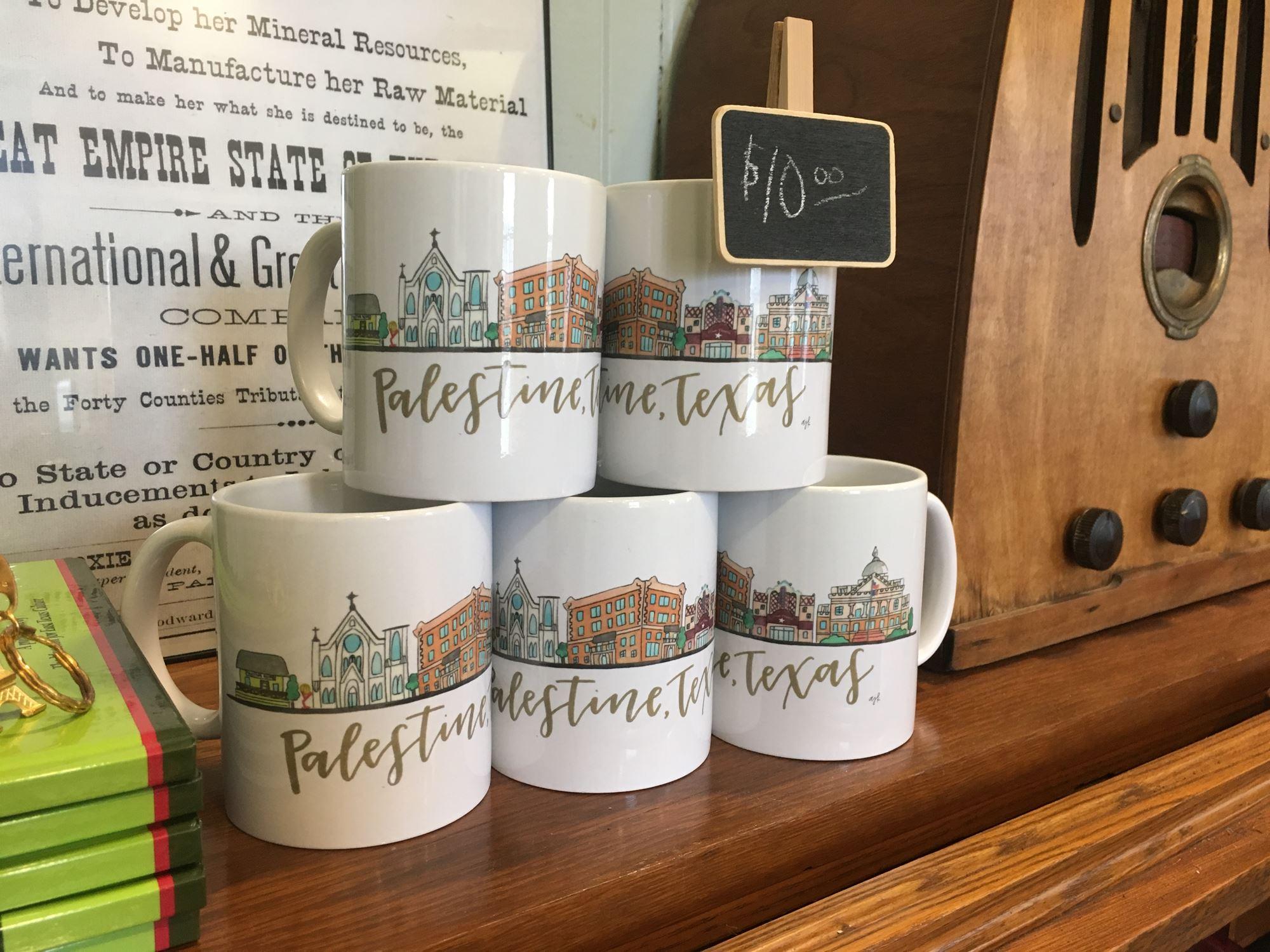 Main Street Skyline Mug