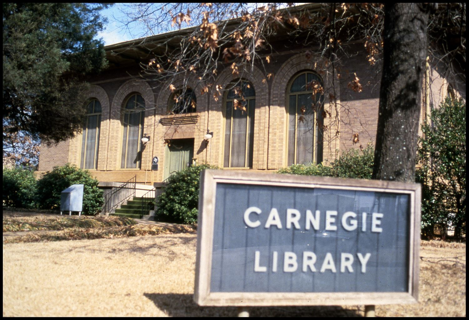 Carnegie Library - 1970s