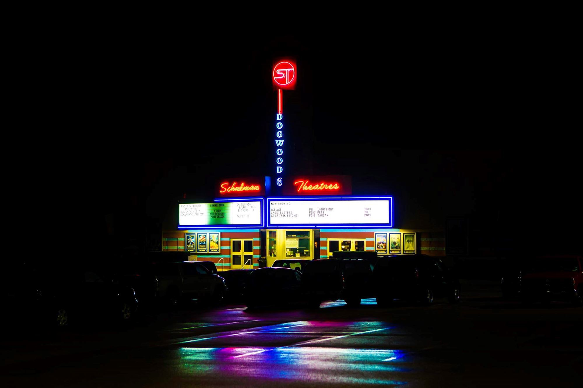 City Lights Schulman Theater