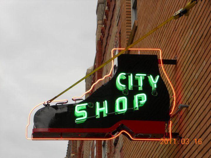 City Shoe Shop