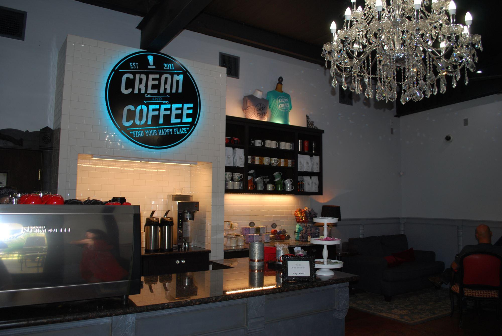 Cream & Coffee