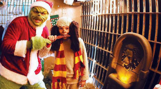 See The Grinch's Lair