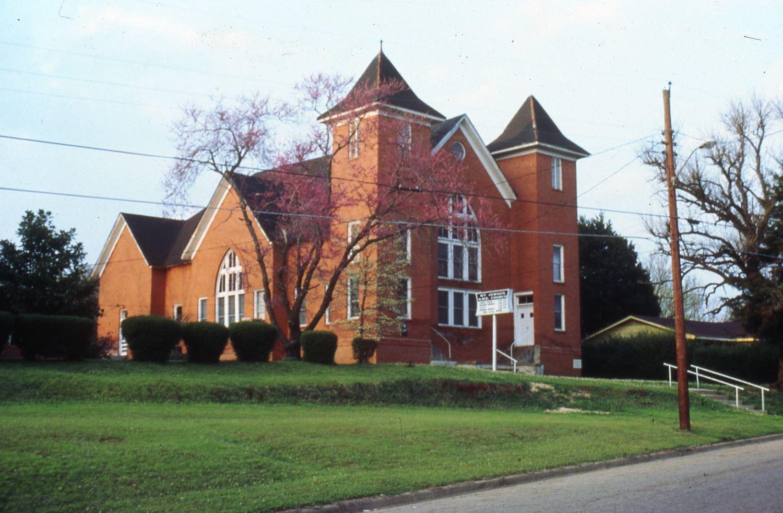 Mount Vernon A.M.E. Church