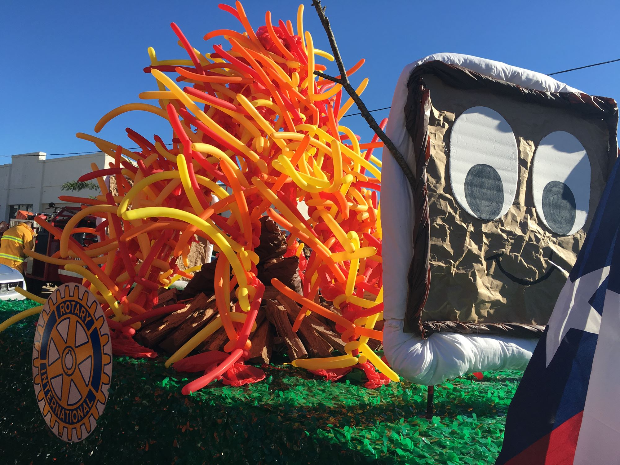 Hot Pepper Festival Parade Application