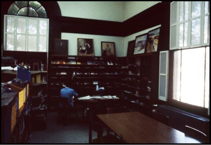 Carnegie Library 1970