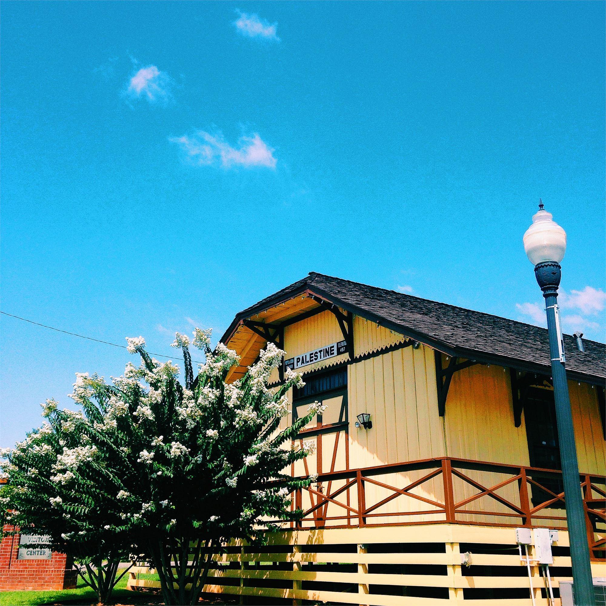 Visitor Center in Spring
