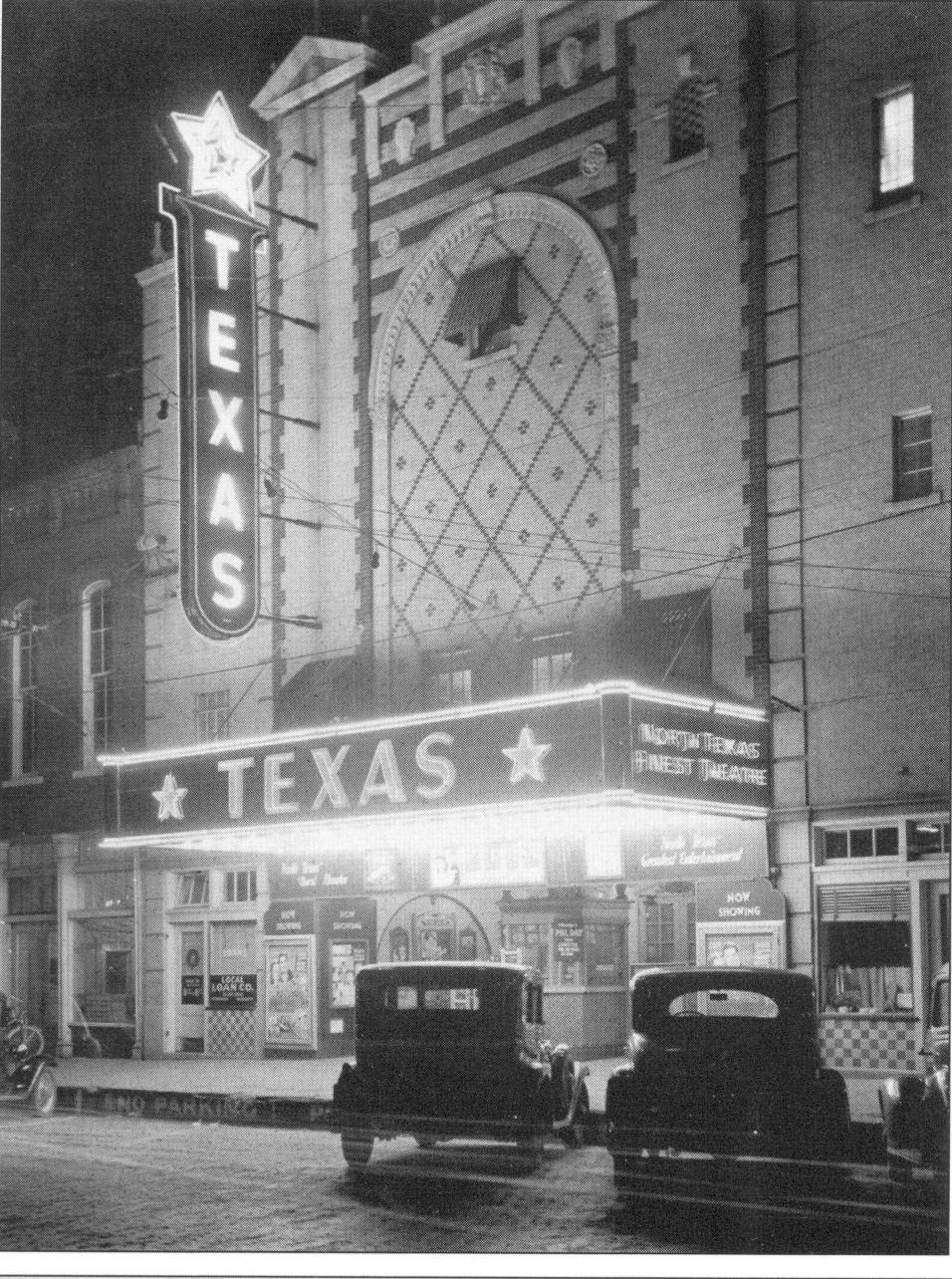 Texas Theater - 1920's