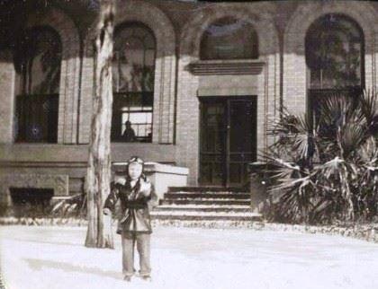 Carnegie in the Winter