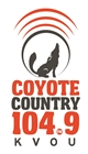 KVOU - Coyote Country 104.9