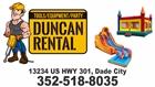 Duncan Rental