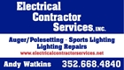 Electrical Contractor Services, Inc.