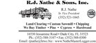 RJ Nathe & Sons