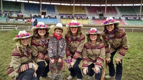 Childrens Rodeo