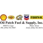 OIL PATCH FUEL