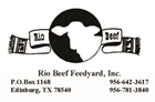 RIO BEEF FEEDYARD