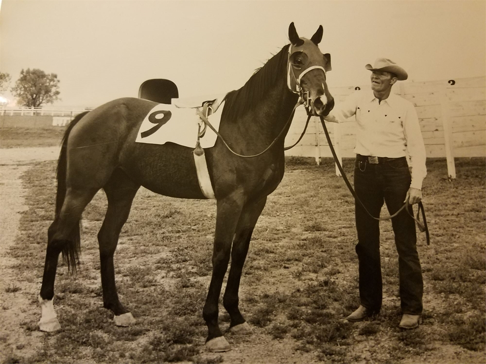 Walt Forbes & Feather Queen