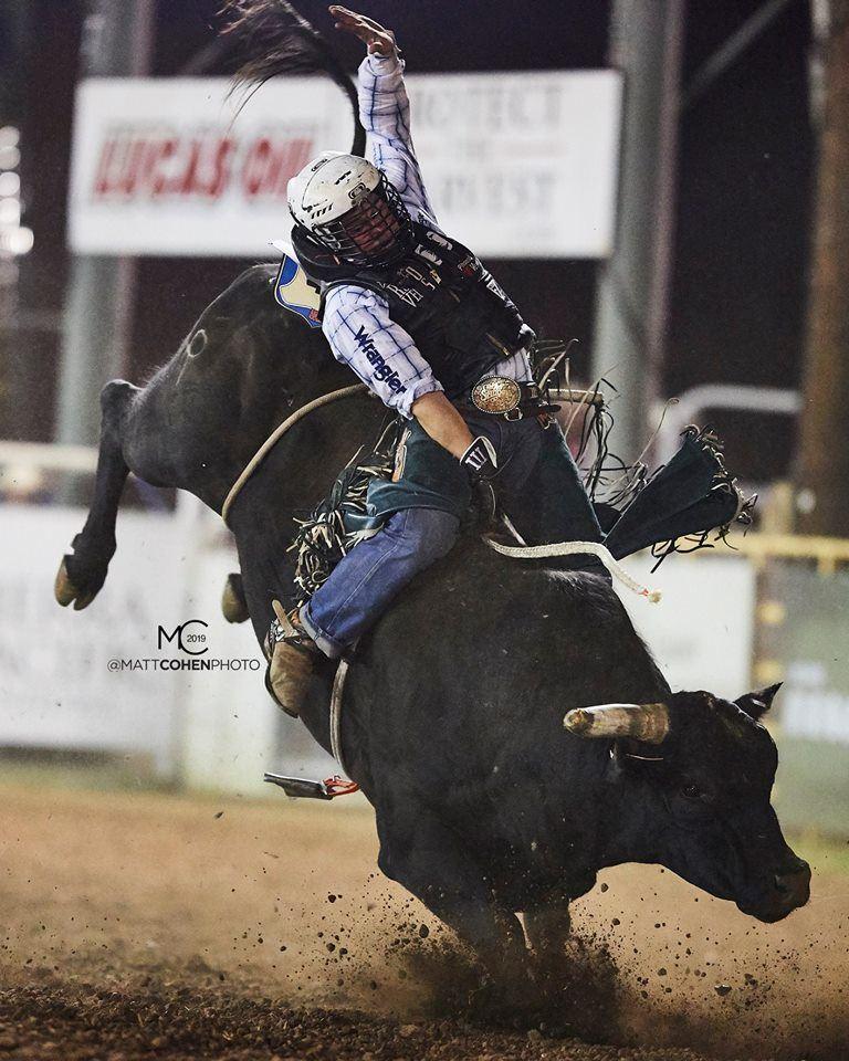 Bull Riding- Trey Benton III