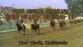 1977 Red Bluff Round Up