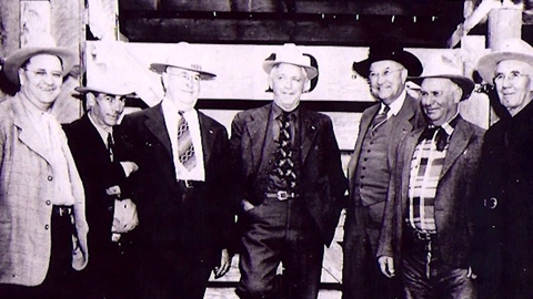 Red Bluff Round Up Hall of Fame Induction PRCA