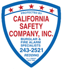 CALIFORNIA SAFETY