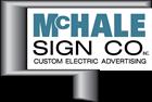 McHale Sign