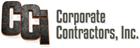 Corporate Contractors Inc.