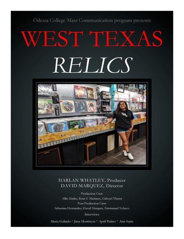 West Texas Relics