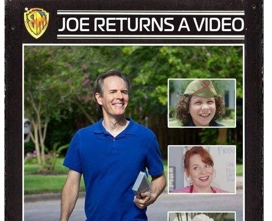 Joe Returns a Video