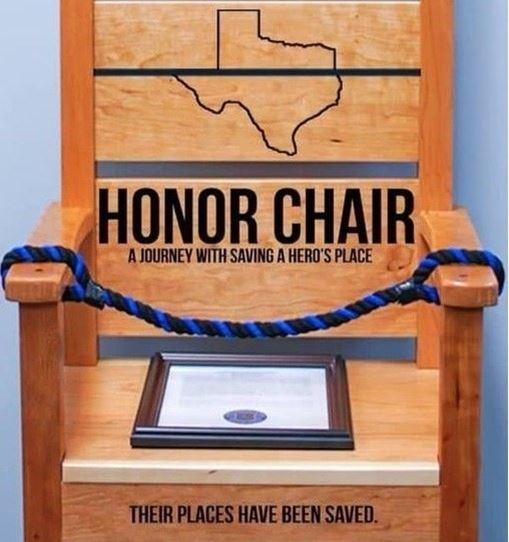 Honor Chair