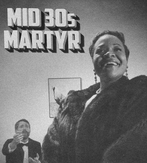 Mid 30s Martyr