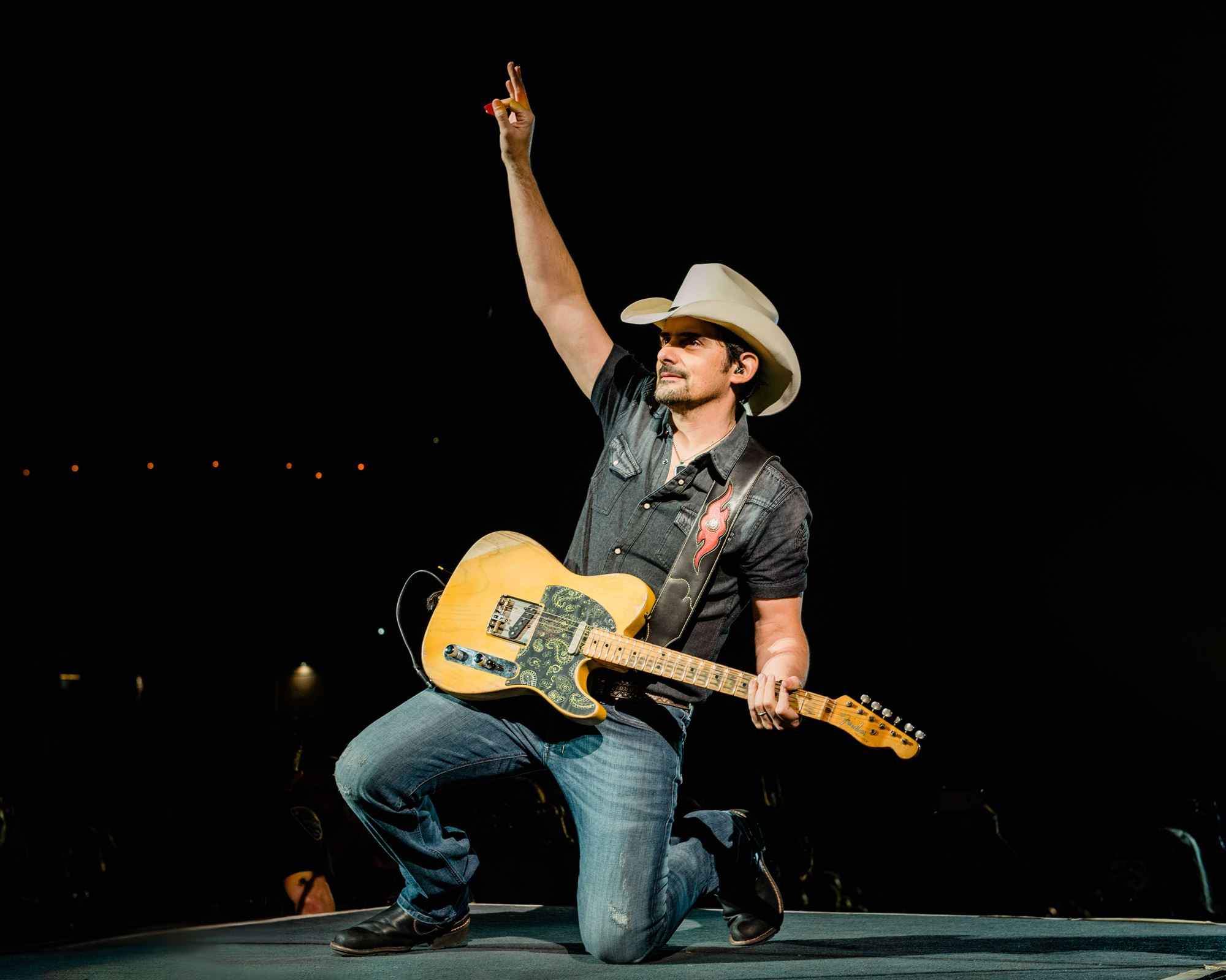 PRCA Rodeo w/ Brad Paisley <br>Tuesday, Feb. 15, 2022 at 7 PM