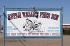 Apple Valley Feed Bin